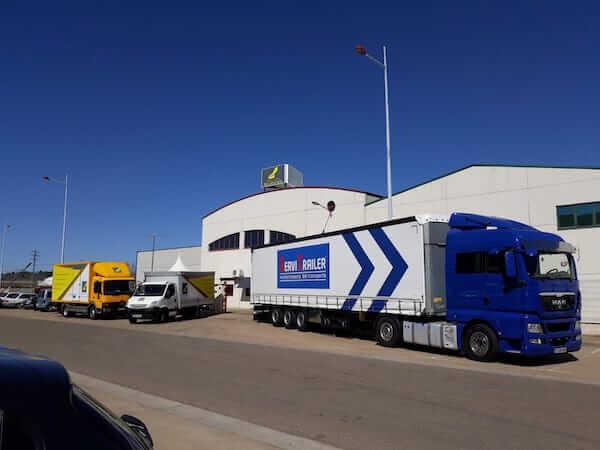 Camión Touliner