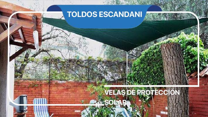 Velas de protección solar