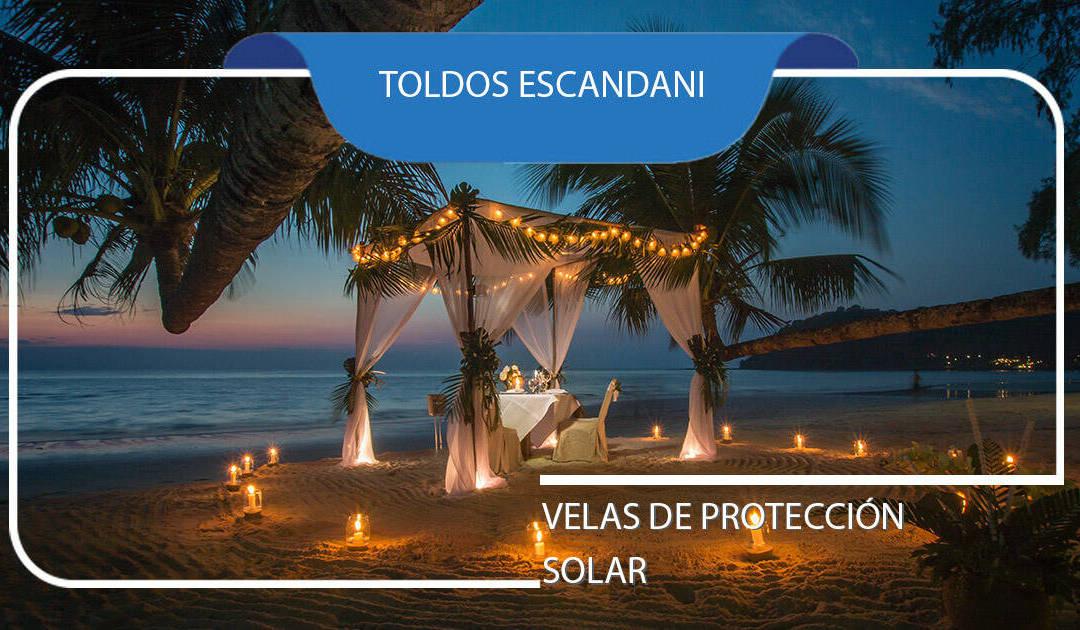 Velas de protección solar: Inspiración náutica